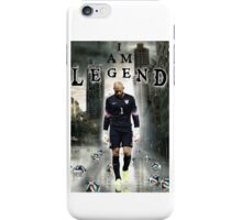 Tim Howard I Am Legend iPhone Case/Skin