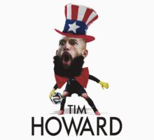 Tim Howard USMNT by mijumi
