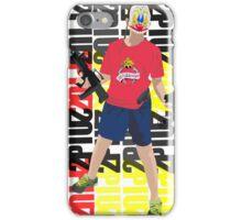 clown and guns iPhone Case/Skin