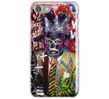Jean Michel iPhone Case/Skin
