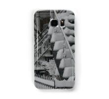 Montreal Snow Winter Scene Samsung Galaxy Case/Skin