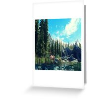 """Idyllicus"" Greeting Card"