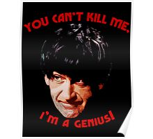You Can't Kill Me! Poster