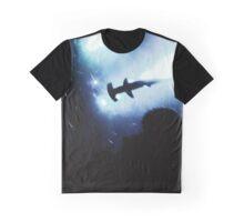 Hammerhead on the hunt Graphic T-Shirt