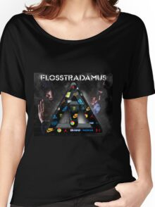FLOSSTRADAMUS - SPECIAL COVER TOUR Women's Relaxed Fit T-Shirt