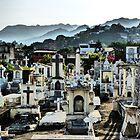 cemetery I - cementerio by Bernhard Matejka