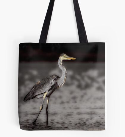 Birds from Southamerica- Cocoi Heron Tote Bag