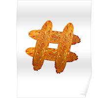 Hash(brown)tag Poster
