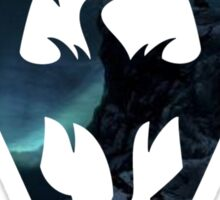 Skyrim - Elder Scrolls Aesthetic Sticker