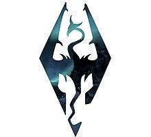 Skyrim - Elder Scrolls Aesthetic Photographic Print