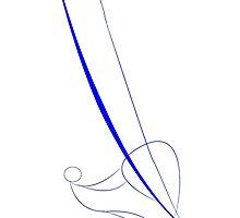 Windsurfing 1 by Michael Birchmore
