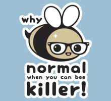 Killer Bee Kids Tee