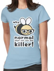 Killer Bee Womens Fitted T-Shirt