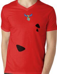 SCOOBY DOO BODY Mens V-Neck T-Shirt