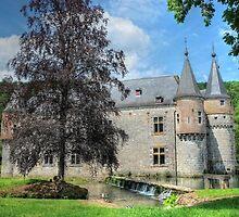 Spontin Castle by Jeremy Lavender Photography