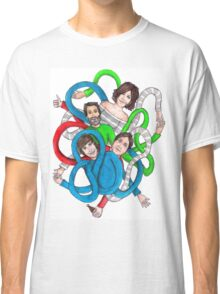 Best Friends Intertwined Classic T-Shirt