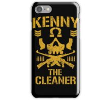 Kenny The Cleaner iPhone Case/Skin
