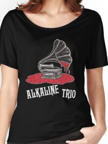 alkaline trio Women's Relaxed Fit T-Shirt