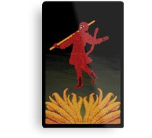 sun wukong the monkey king at the edge of creation Metal Print