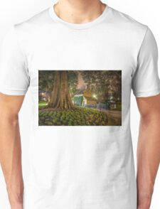 Captain Cook's Cottage by Night, Melbourne Unisex T-Shirt