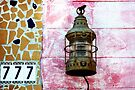 Lamp at 777 by AuntDot