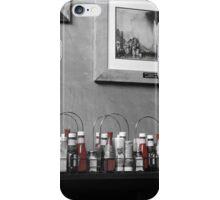 Ketchup Bottles iPhone Case/Skin