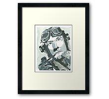 Kenneth Moore as Douglas Bader 2 Framed Print
