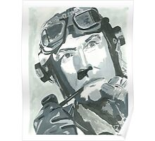 Kenneth Moore as Douglas Bader 2 Poster