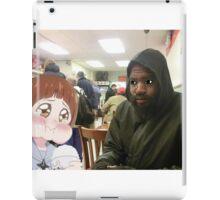 Death La Grips iPad Case/Skin