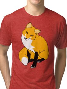 Red Fox Tri-blend T-Shirt