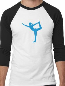 Yoga Men's Baseball ¾ T-Shirt