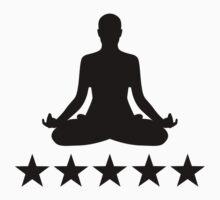 Yoga stars Baby Tee