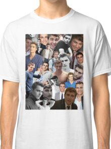 Dave Franco Collage Classic T-Shirt