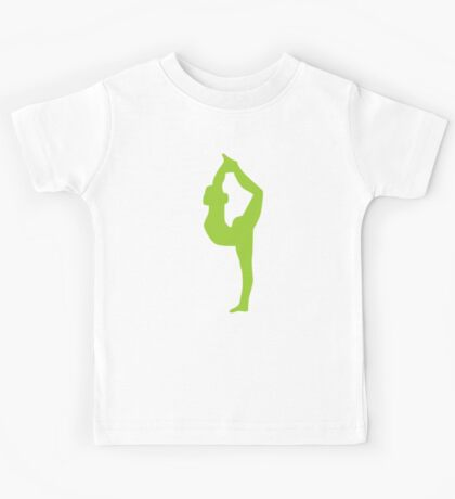 Yoga exercise Kids Tee