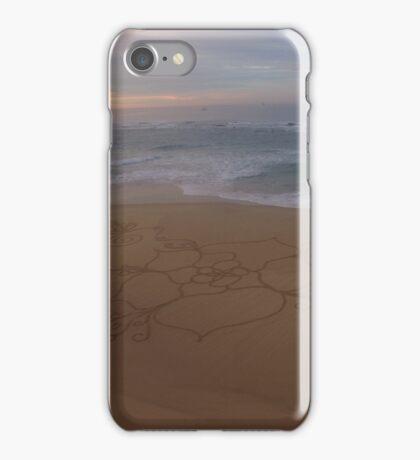 sunrise sand mandala iPhone Case/Skin