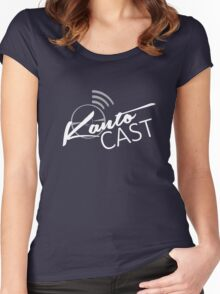 Kanto Cast Legacy T-Shirt Women's Fitted Scoop T-Shirt