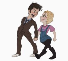 The Doctor and his Rose Kids Clothes