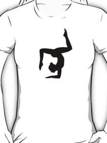 Yoga woman girl T-Shirt