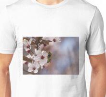 peach blossom in spring Unisex T-Shirt