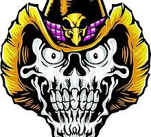 skull by popuas