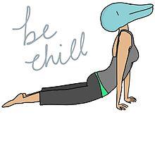 Yoga Dolphin by swimsuitmaim