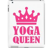 Yoga Queen iPad Case/Skin