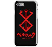 Brand of Sacrifice (Berserk) iPhone Case/Skin