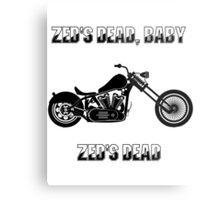 Zeds Dead Baby, Zeds Dead Metal Print
