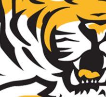 LSU football Sticker
