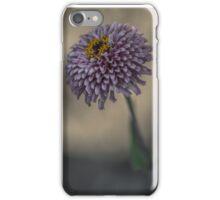 Pink Aster Flower iPhone Case/Skin