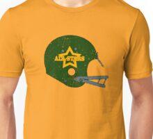 Vintage Look American Football Helmet All-Stars Unisex T-Shirt