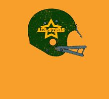 Vintage Look American Football Helmet All-Stars Unisex T-Shirt