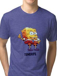 Tenerife Tri-blend T-Shirt