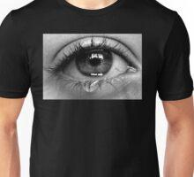 crying eye Unisex T-Shirt